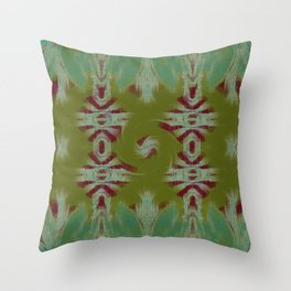 1980 Savannah Throw Pillow
