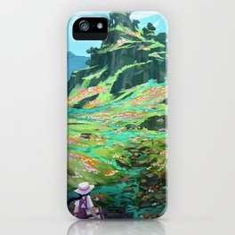 Summer Memories iPhone Case