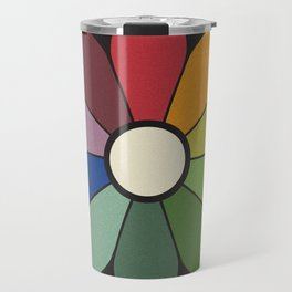 James Ward's Chromatic Circle Travel Mug