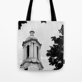 Penn State Old Main #2 Tote Bag
