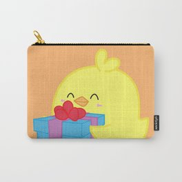Gifting Chicken Carry-All Pouch