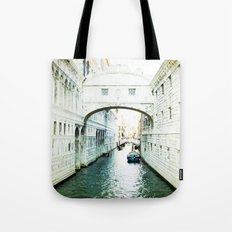 The Bridge of Sighs - Venice Tote Bag