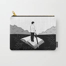 I'm not lost, I'm exploring Carry-All Pouch