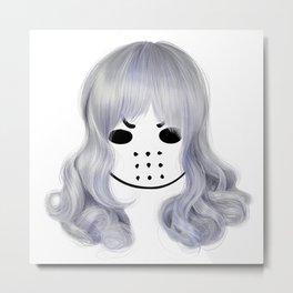 Cute Jason Metal Print