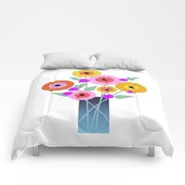 Floral Potpourri Comforters