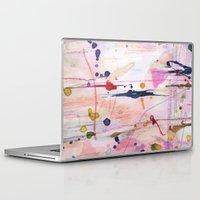 polka Laptop & iPad Skins featuring Polka by SaniQ