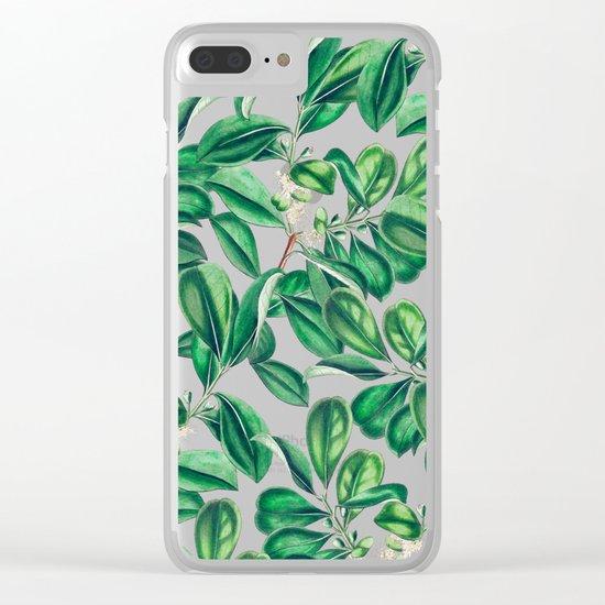 Botanica #society6 #decor #buyart Clear iPhone Case