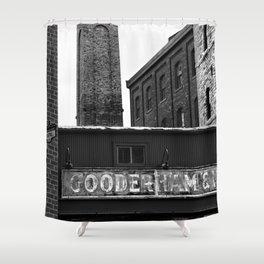 Distillery District Shower Curtain