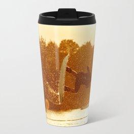 Wake me up Travel Mug