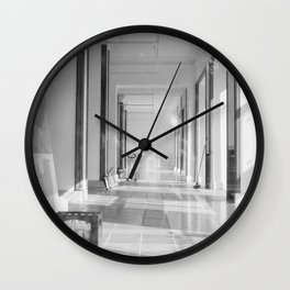 Shop's closed Wall Clock