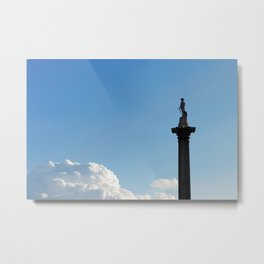 Lord Nelson Metal Print