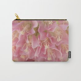Tropical Hydrangea Carry-All Pouch