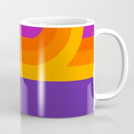 Purple Looper Coffee Mug