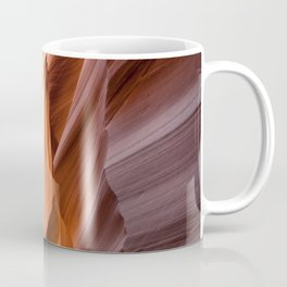 antelope canyon beam Coffee Mug