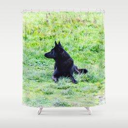 The best friend Shower Curtain