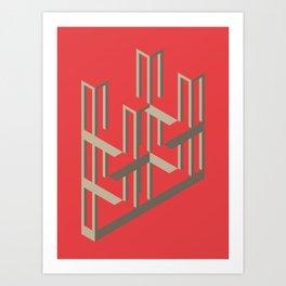 Illusion - Exploration Art Print