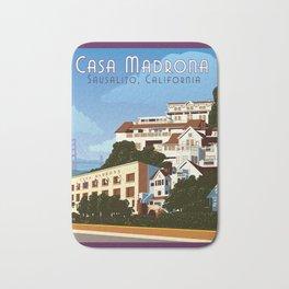 Casa Madrona Bath Mat