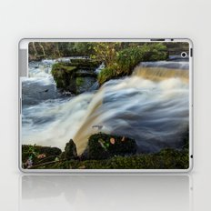 Rivelin Valley Falls Laptop & iPad Skin