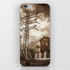 Old Powerstation iPhone & iPod Skin