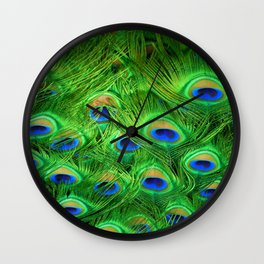 A Tail to Envy Wall Clock