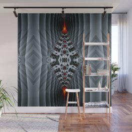 Fractal Art by Sven Fauth - Path to hell Wall Mural
