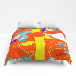 Holiday Excursion        by Kay Lipton Comforters