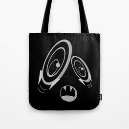 CiNEMA BLACK SiDE ver. (Original Characters Art By AKIRA) Tote Bag
