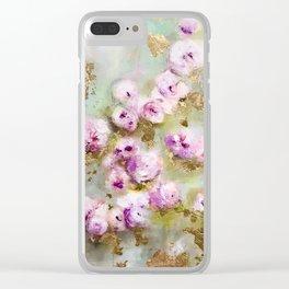 Blamestorming Clear iPhone Case