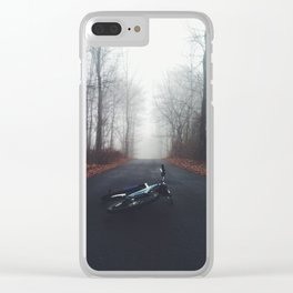Vanishing Clear iPhone Case