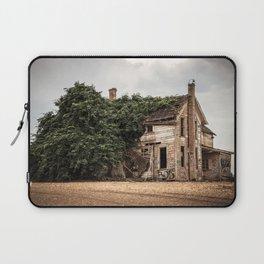 Abandoned Farm House Laptop Sleeve