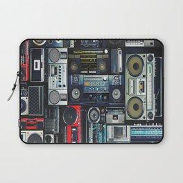 boomboxs Laptop Sleeve