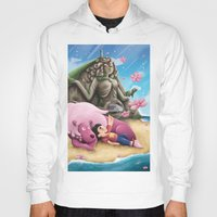 steven universe Hoodies featuring Steven Universe by toibi