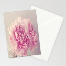 Dreamy Carnations  Stationery Cards