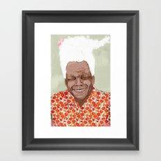 Sydney Frortier Framed Art Print