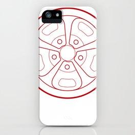 Cragar Magnum iPhone Case