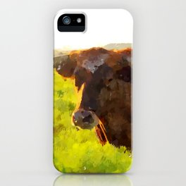 Texas Longhorn 2 iPhone Case