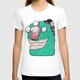 When minds wander.... T-shirt