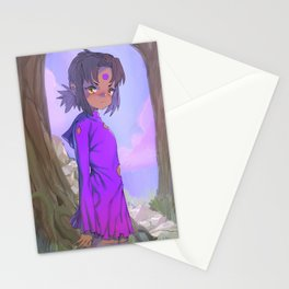 Oracle of the Cliffs Stationery Cards