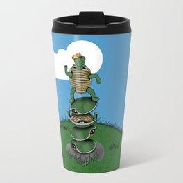 Yertle The Turtle Travel Mug