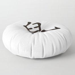 Chinese zodiac sign Rat Floor Pillow