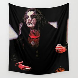 FEEL THE FILTH Wall Tapestry