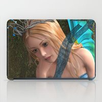 fairy iPad Cases featuring Fairy by Design Windmill