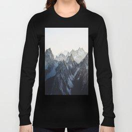 Mountain Mood Long Sleeve T-shirt