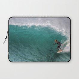 Surfing In California Laptop Sleeve