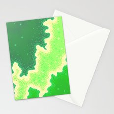 Peridot Universe Stationery Cards