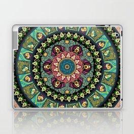 Avocado Yoga Medallion Laptop & iPad Skin