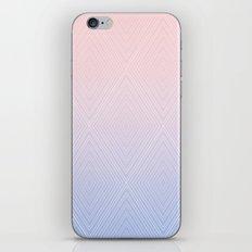 Diamonds (RoseQuartzSerenity Fade) iPhone Skin