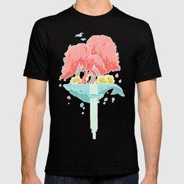 Whale Island T-shirt