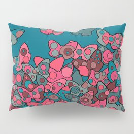 Flutterflies Pillow Sham