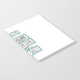 MOTIVATING POSTER Notebook